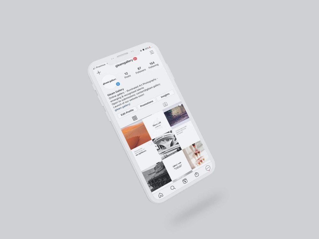Instagram Gleam Gallery
